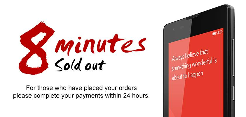 redmi-sold-out
