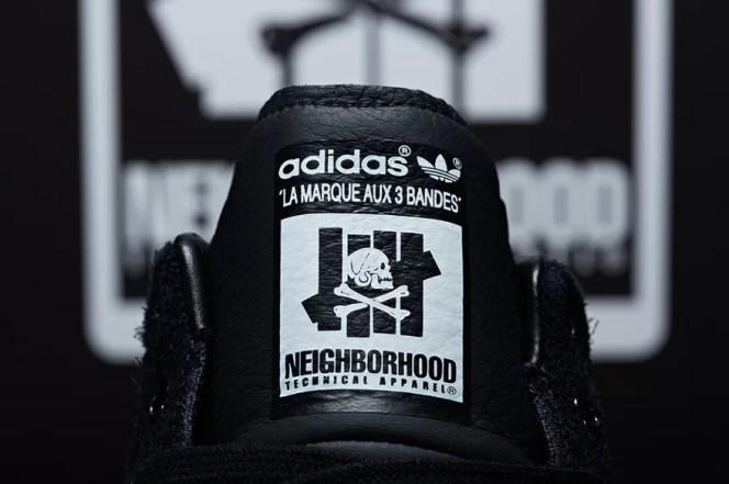 UNDFTD x NBHD x adidas Consortium