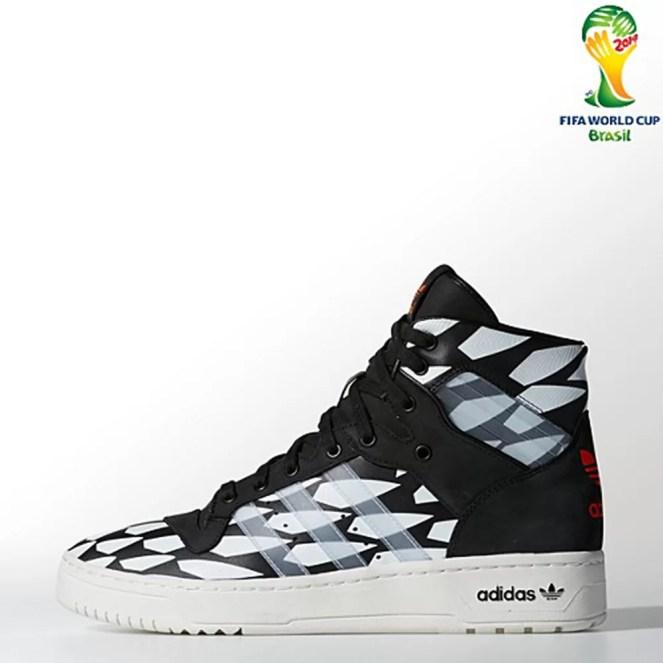 9 Adidas Originals Battle Pack 4