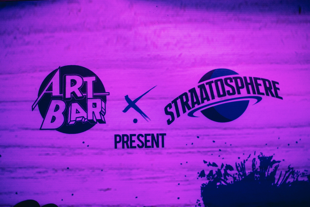 "Straatosphere ""The Big One"" Anniversary Party"