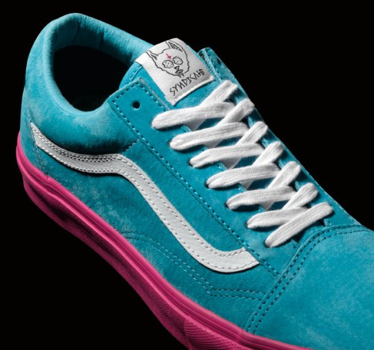 "Odd Future x Vans Syndicate Old Skool Pro ""S"" Pack"