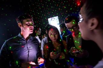 20. Heineken Green Room 2014 - The Transporter - Partygoers