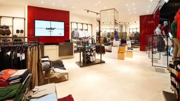 Celio flagship store