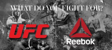 Reebok and UFC Form Partnership to Outfit All Fighters