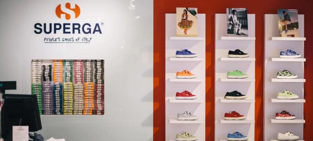 Superga Singapore Flagship Store
