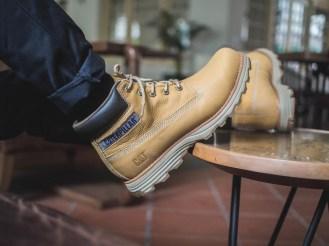 CAT Classic Founder boot (Honey Reset)