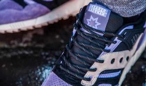 """Sneaker Freaker x Saucony Grid SD """"Kushwacker"""""""