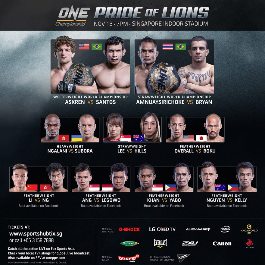 one-championship-pride-of-lions-fight-card