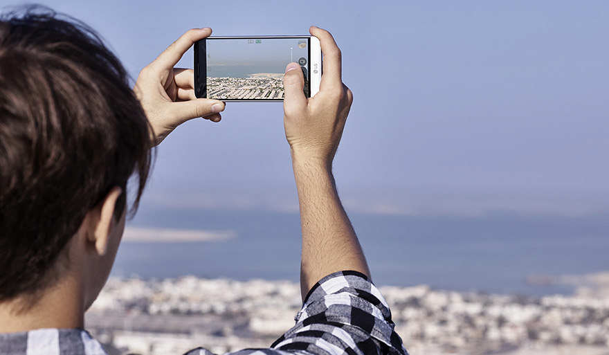 LG G5 (Wide Angle Camera)