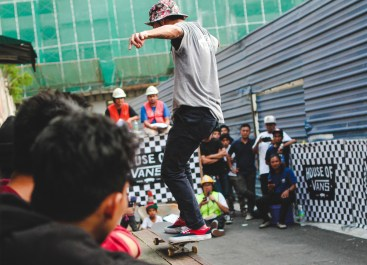 House of Vans KL: Skate competition