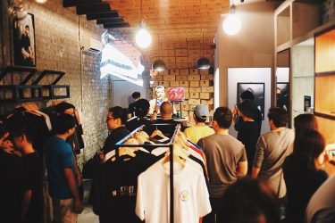 "Against Lab ""168"" Pop-Up Shop at The Swagger Salong"