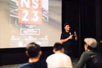 """Here's What You Missed at the """"NS23"""" Skate Film Premiere"""