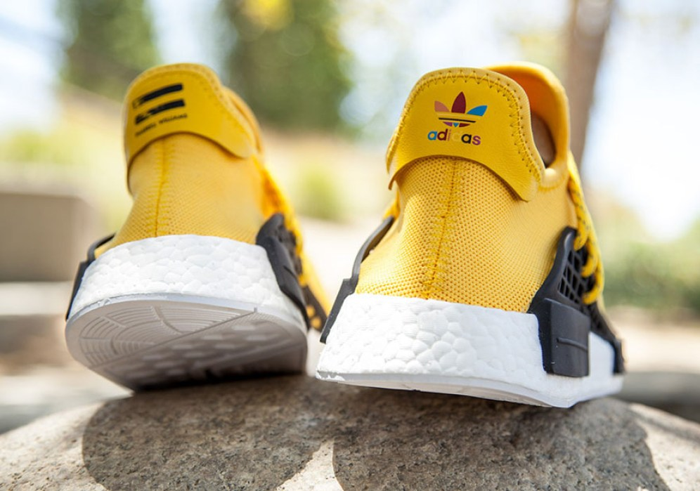 "Pharrell Williams x adidas Hu NMD ""Human Race"""