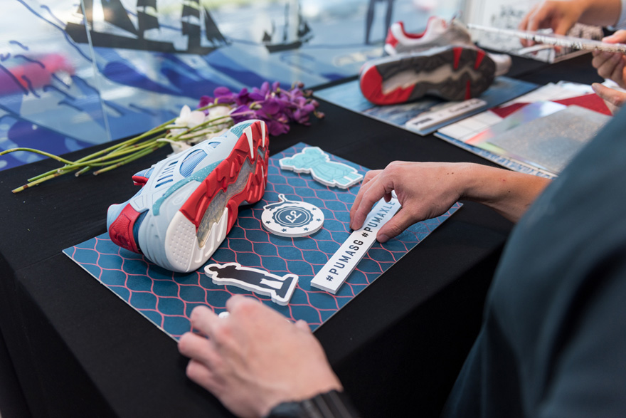 Recap: PUMA x Limited Edt Chapters II and III Launch