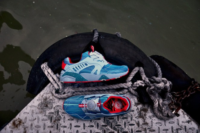 PUMA x Limited Edt Disc Blaze Chapters II and III