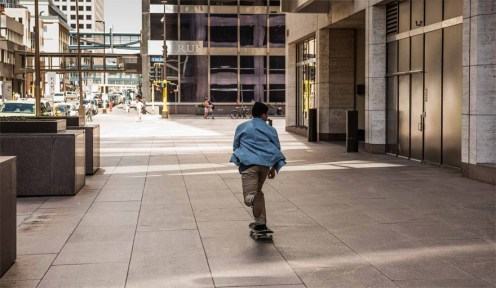 """Davis Torgerson Tours his Hometown for DC Shoes' """"Defined By"""" Lookbook Series"""
