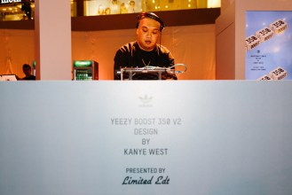 Recap: adidas Yeezy Boost 350 V2 Launch by Limited Edt