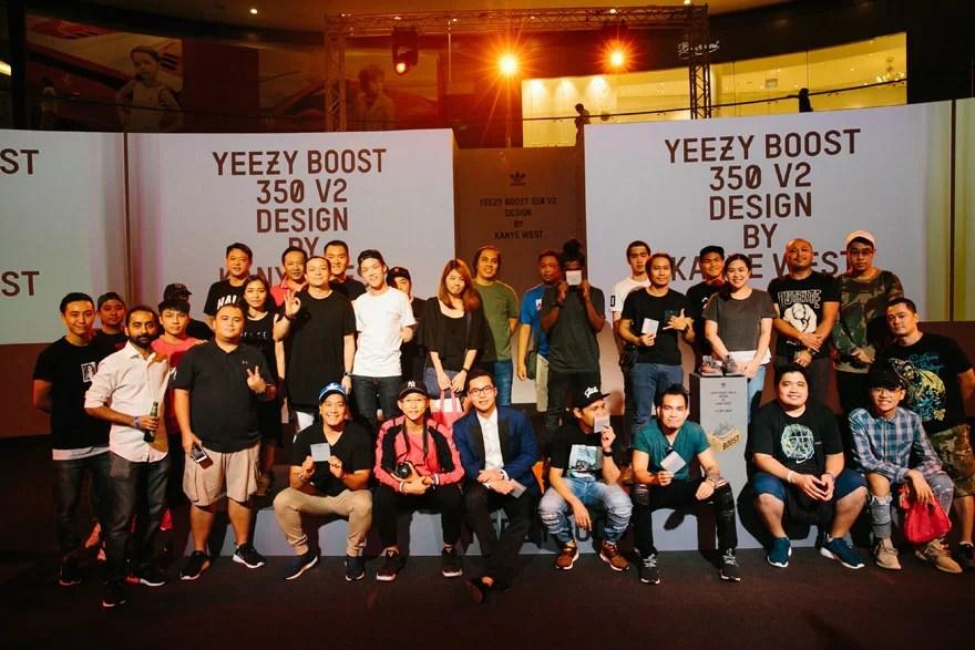 adidas Yeezy Boost 350 V2 Launch