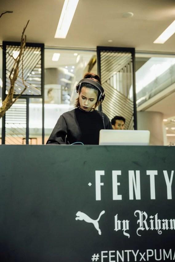 Recap: FENTY PUMA by Rihanna Launch at Pedder on Scotts