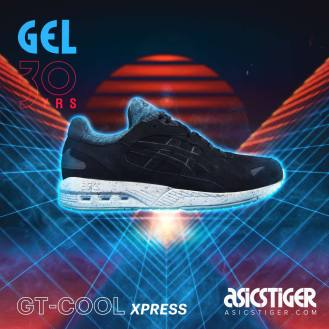 ASICS Tiger Celebrates 30 Years of GEL Technology with Three New Releases