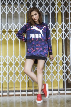 PUMA 'DO YOU' Women's Ambassador: Dawn Yeoh