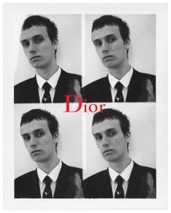 Ian Kenneth Bird for Dior