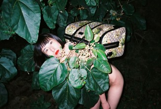 Ren Hang for Gucci