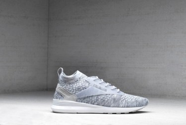 Zoku Runner UltraKnit Heathered - Light Grey