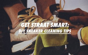 Sneaker Cleaning