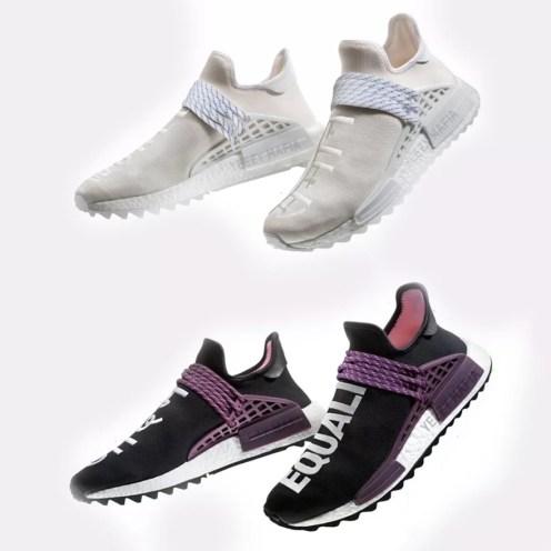 Adidas Mens PW Human Race NMD Green/White BB0620 Walmart