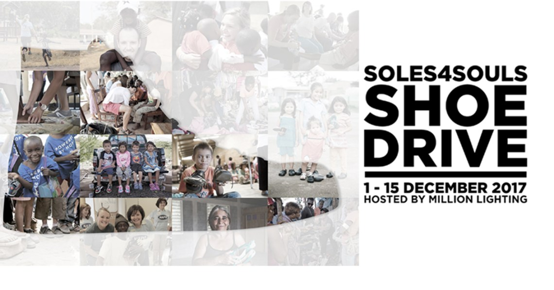 Charity events in Singapore soles4souls