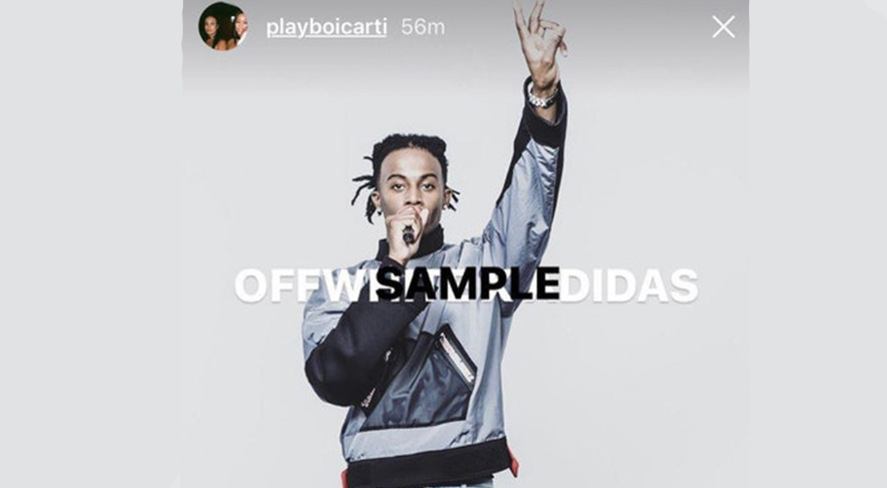 Adidas x Off White Collab in the Making