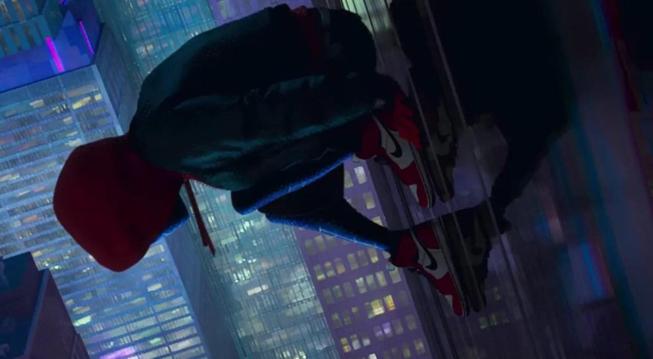 Spider-Man Trailer Features Spidey in