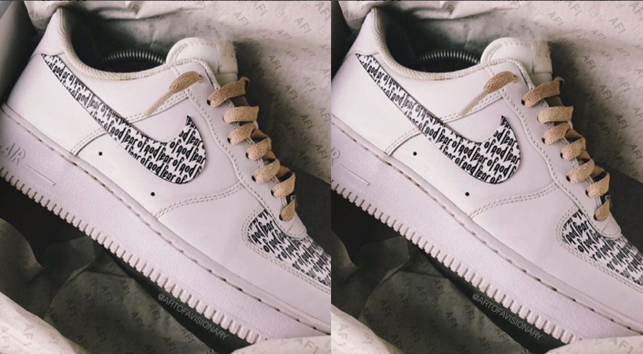 Nike x Fear of God Collab is Confirmed