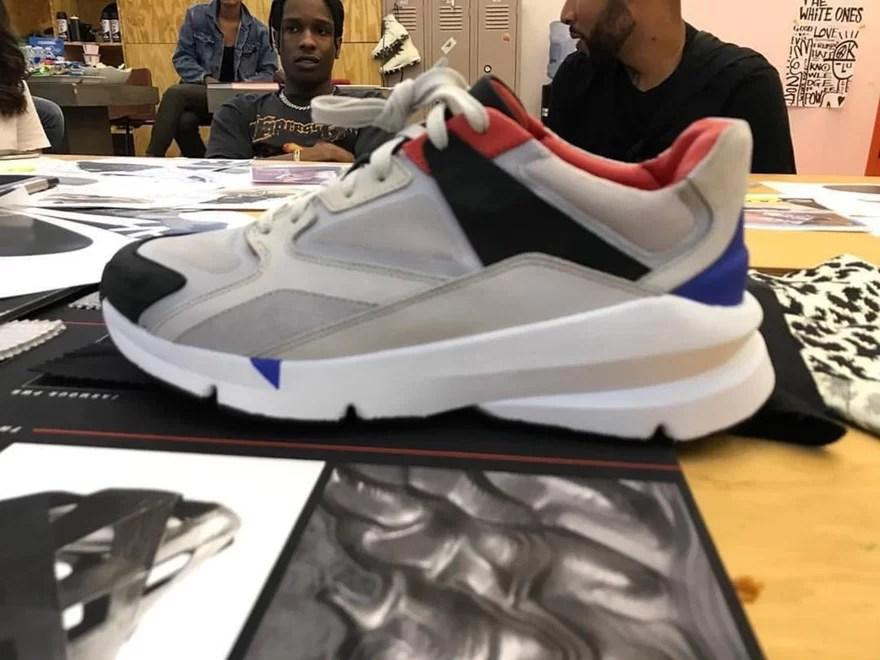 ASAP Rocky x Under Armour Shoe: First