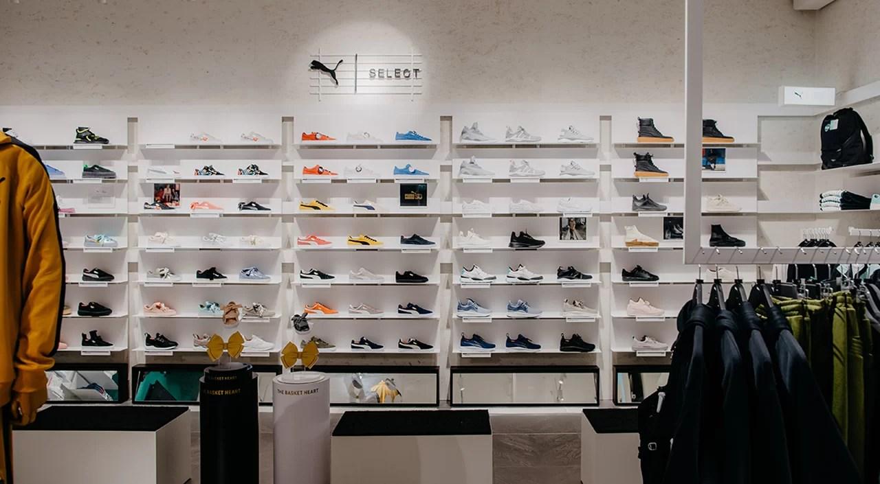PUMA Select Store Singapore at Marina