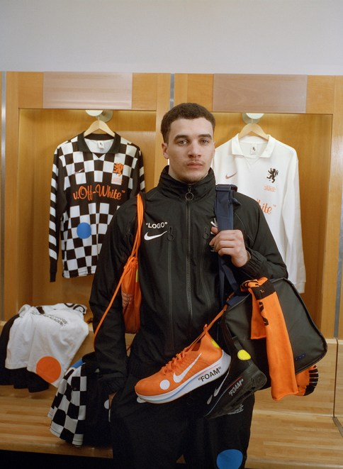 Nike x Off White Football Collection