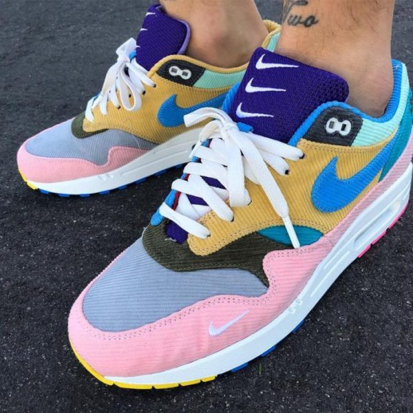 Sean Wotherspoon's bespoke Air Max 1 is a sneaker worth wearing out