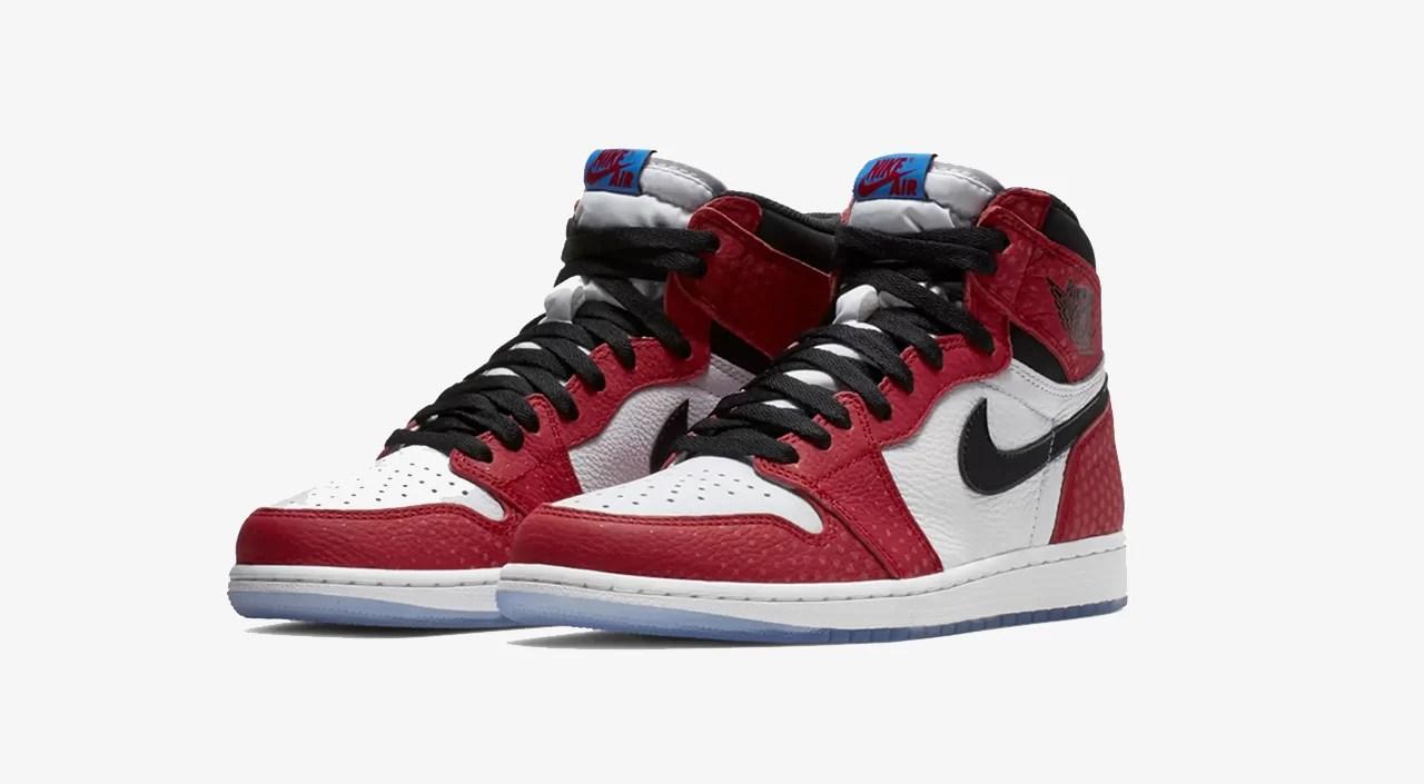 December Sneaker Releases: Four Drops