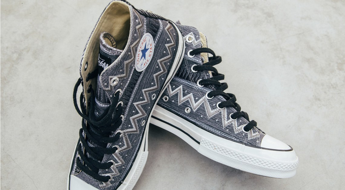 converse x stussy 35 anniversary Converse Chuck Taylor Collabs