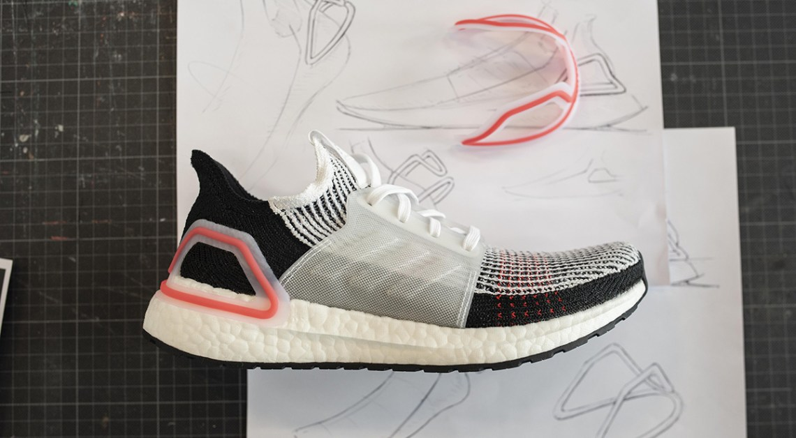 adidas ultraboost 19 made in collaboration with runners