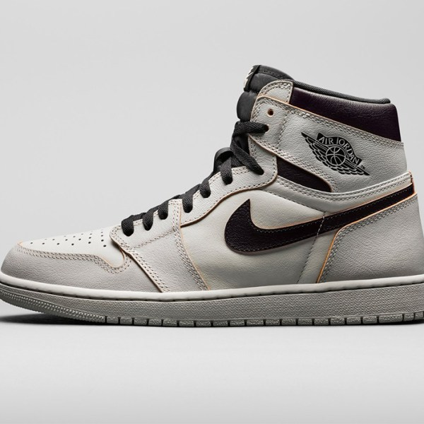 "Official images of the ""wear-away"" Nike SB x Air Jordan 1 sneakers have surfaced"
