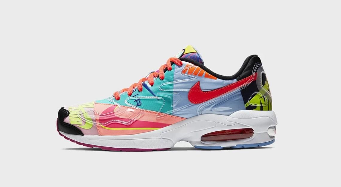 Nike x Atmos Air Max 2 Light footwear drops april