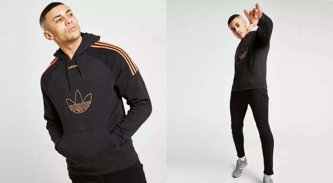 JD Sports online sale adidas hoodie