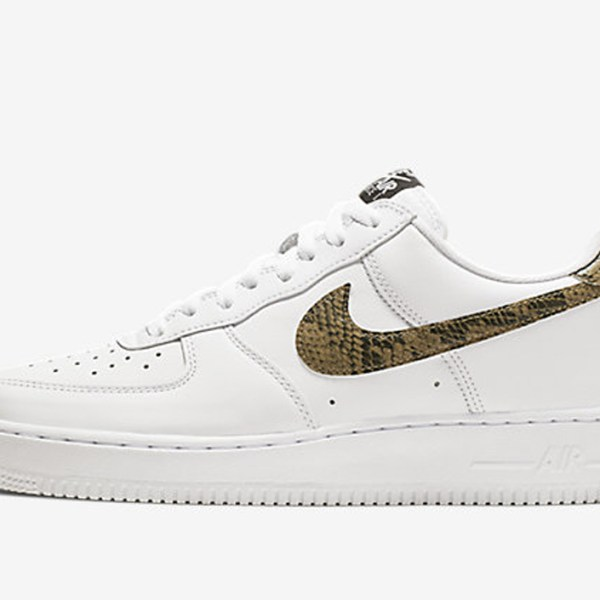 This exotic Nike Air Force 1 Low from the 90s slithers its way back this week