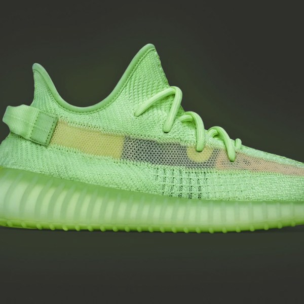 Ready, set, glow: Flex in the dark with the next Yeezy Boost 350 V2 colorway