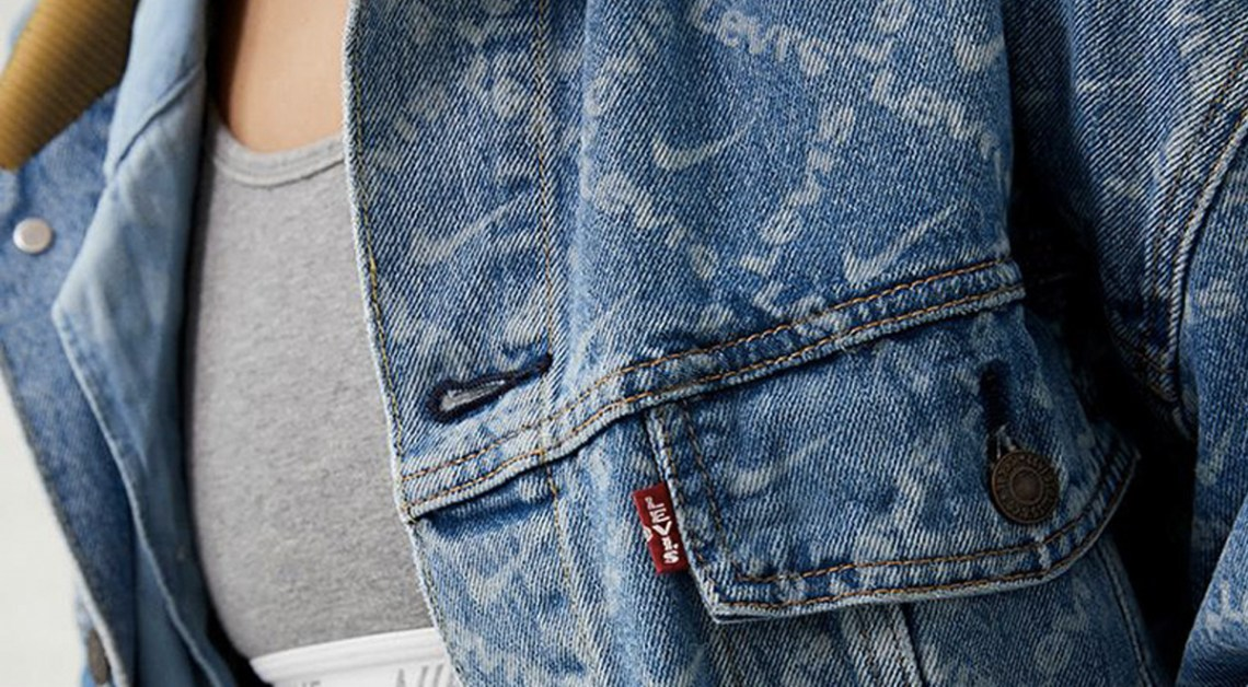 bostezando postre gastar  Levi's x Nike By You Collection Offers Sneaker Customization Options