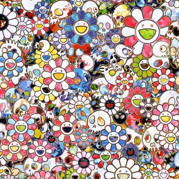 Takashi Murakami's Singapore exhibition also comes with a themed merch store