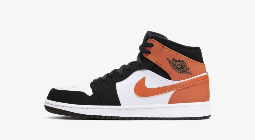 Nike Energy Week Singapore Top Releases Air Jordan 1 Mid Black Starfish