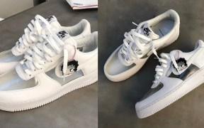 Olivia Kim x Nike Air Force 1